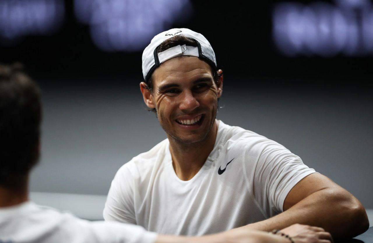 Rafael Nadal: Me gustaría ser recordado como una persona educada y buena gente