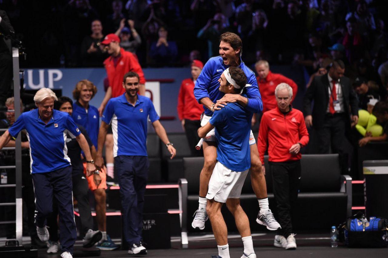 Roger Federer: El número uno es secundario porque Nadal vuelve a llevarme mucha ventaja
