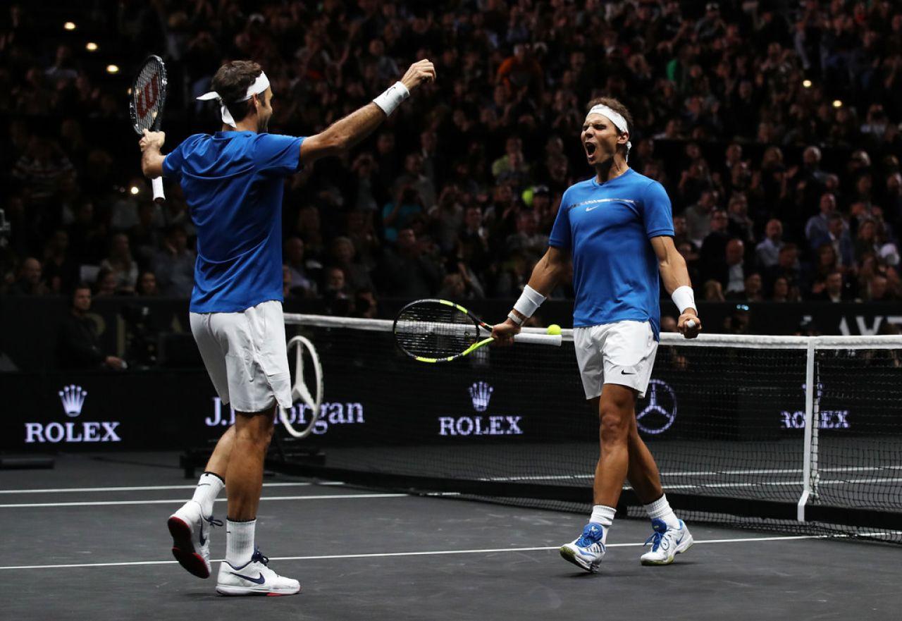 Toni Nadal: Federer parece eterno, pero creo que Rafael puede superarlo