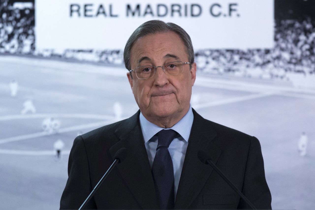 Florentino Pérez: Rafa, tu figura representa los mejores valores del deporte