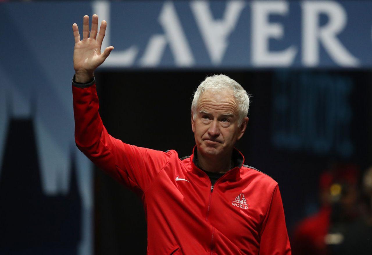 McEnroe: Rafa y Roger, sin duda, los mejores de la historia