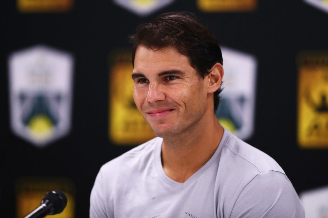 Nadal buscará en París convertirse en el tenista con más Masters 1.000 de la historia