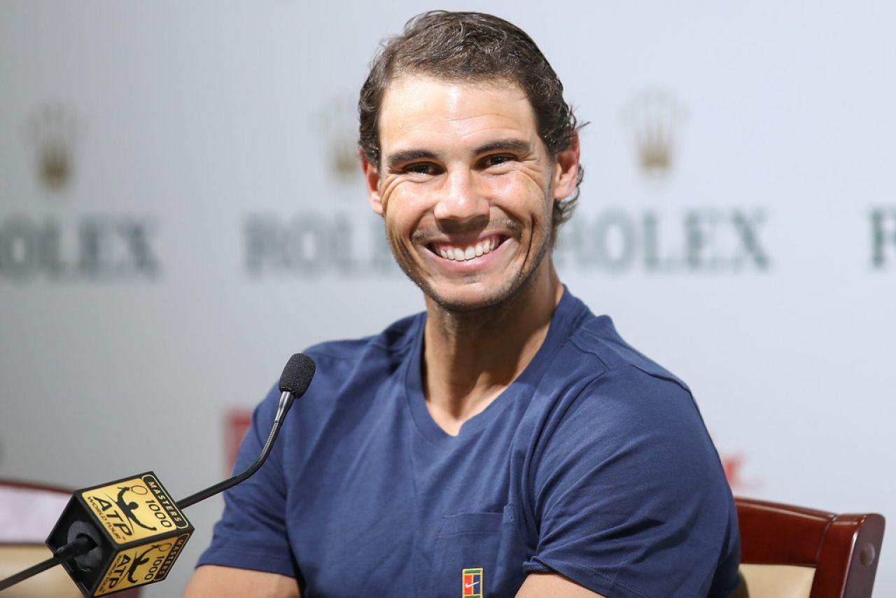 Rafa Nadal: Tengo margen de mejora y voy a intentarlo