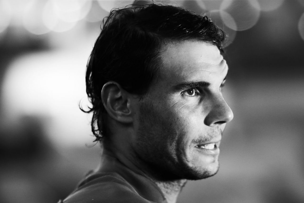 Rafael Nadal: Si mi hijo sale como yo, le iría bien a nivel deportivo y profesional