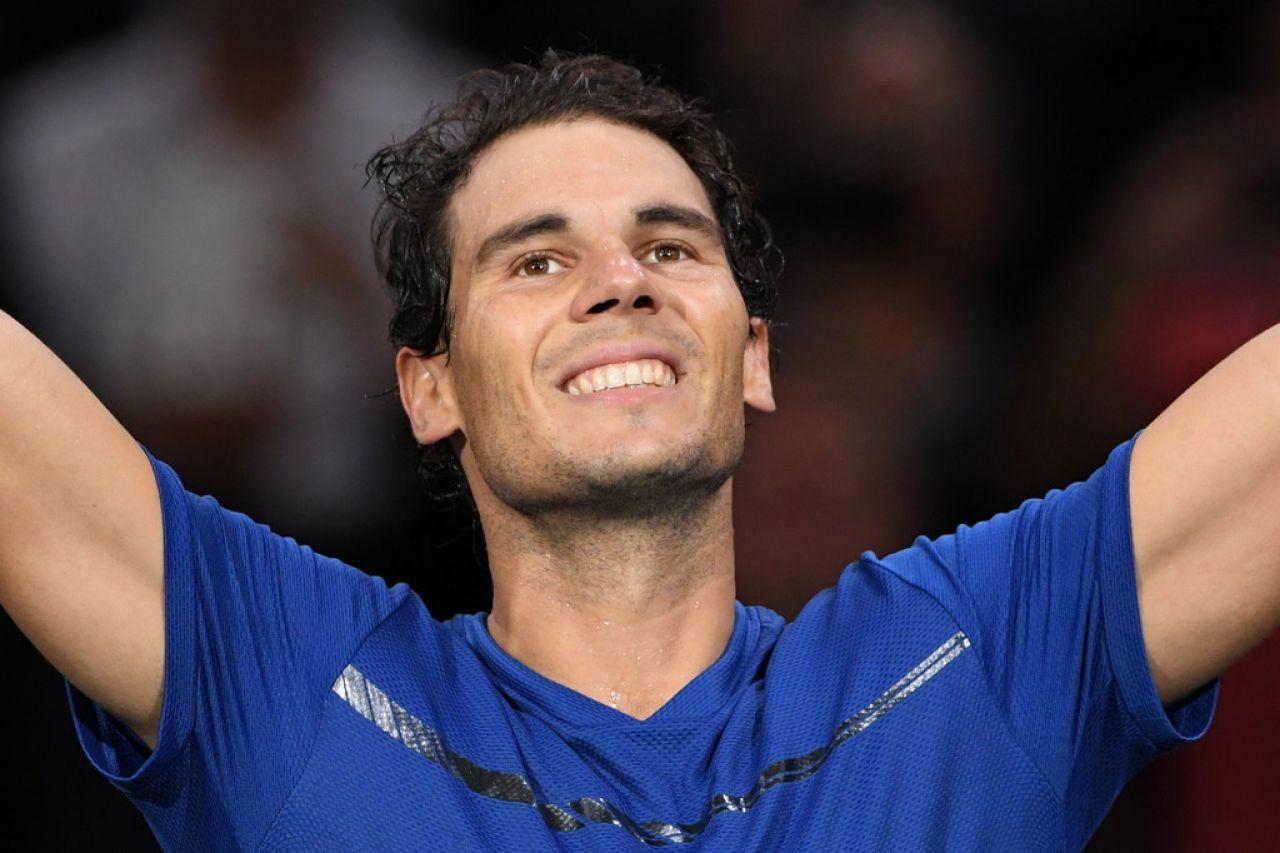 Rafael Nadal: Quiero recordar que la temporada aún no ha terminado