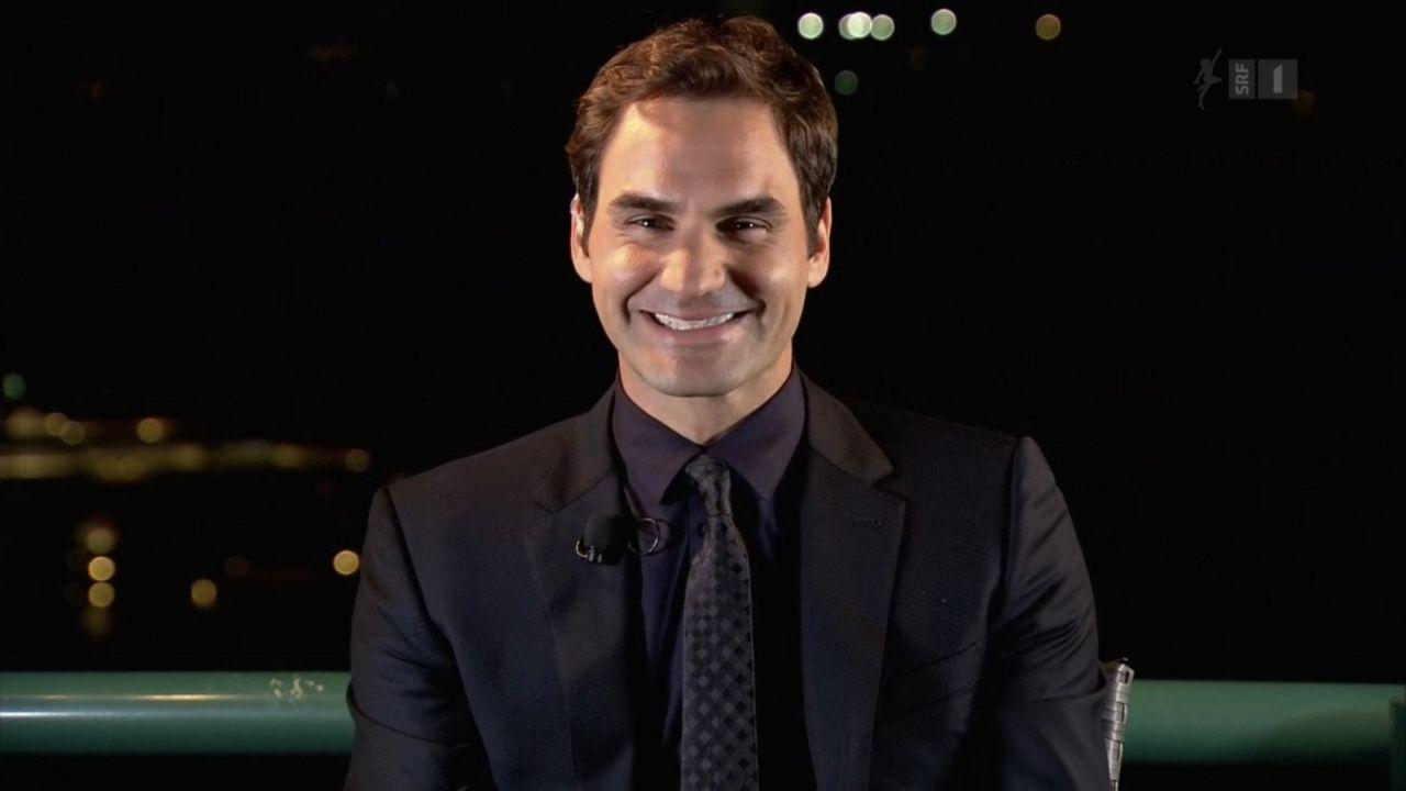 Los hijos de Federer: ¿cómo puedes ganar un premio siendo Rafa el número uno?