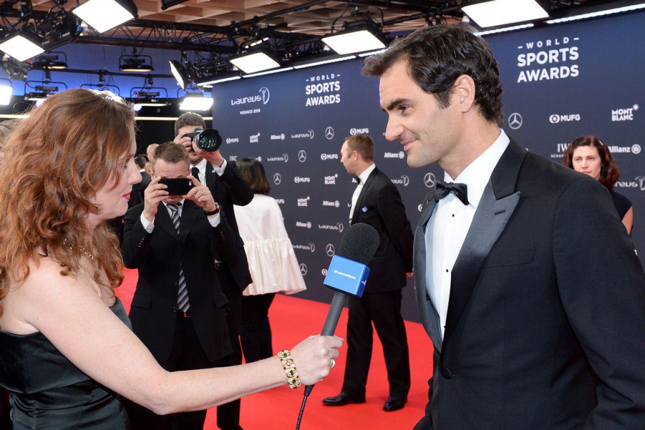 Federer: De Rafa me quedaría su voluntad de luchar y resistir lesiones