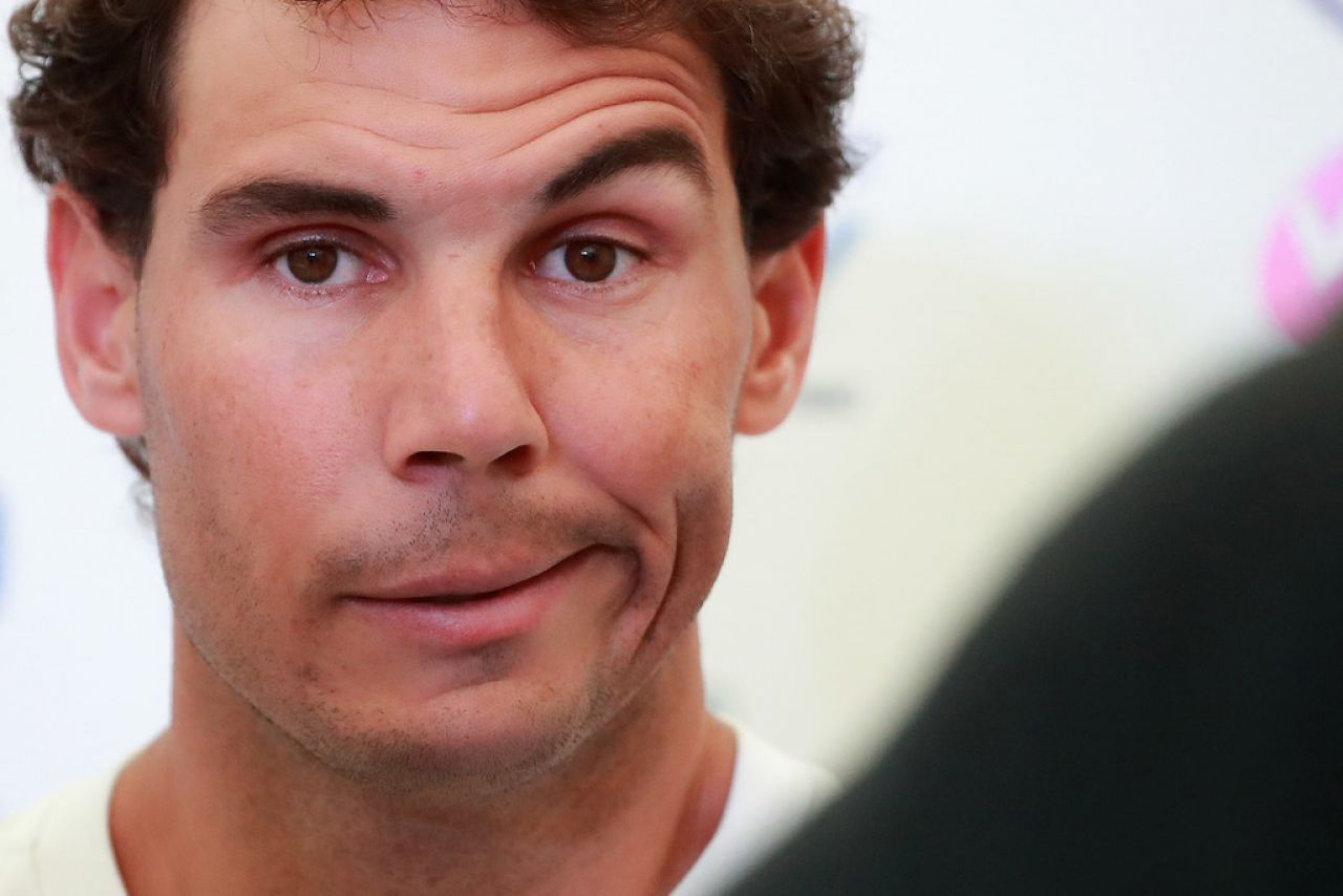 ¿Cómo ve Rafa Nadal al Real Madrid en el partido de hoy?