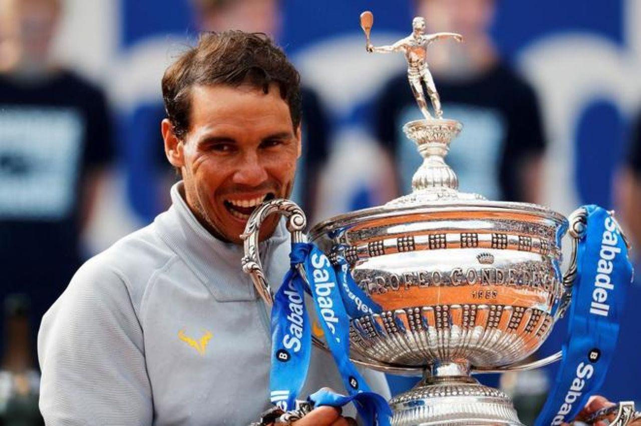 Ganar Montecarlo, Barcelona, Madrid, Roma y Roland Garros, un hito nunca ha conseguido