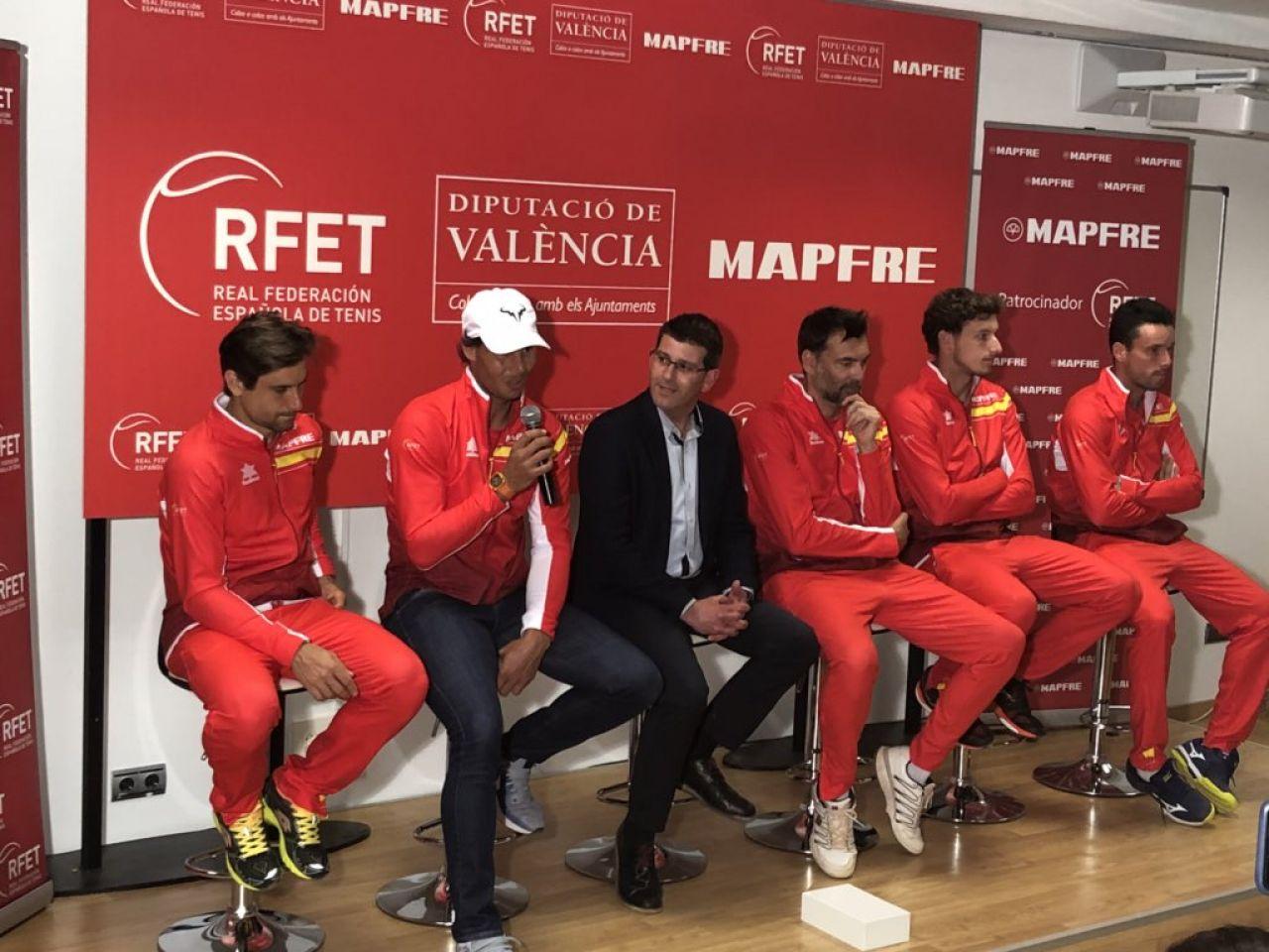 Horarios y dónde ver a Nadal en Copa Davis España vs Alemania