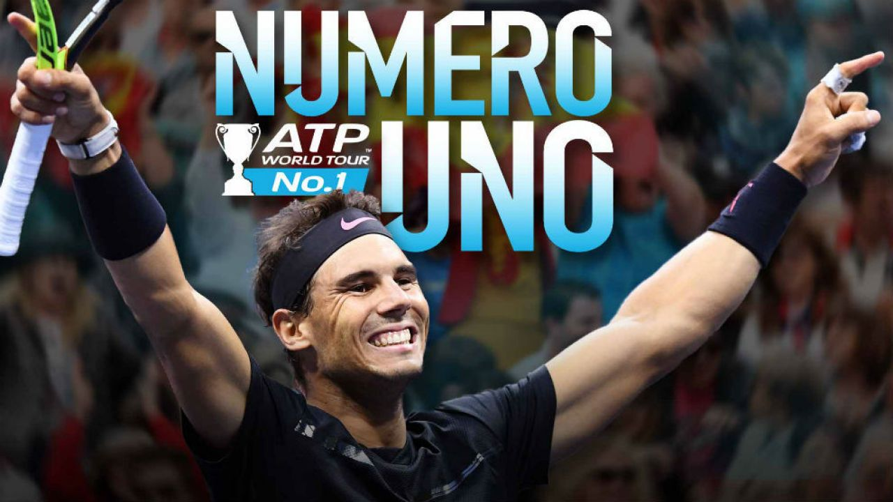 Nadal alcanzará a McEnroe en Montecarlo, con 170 semanas como número 1