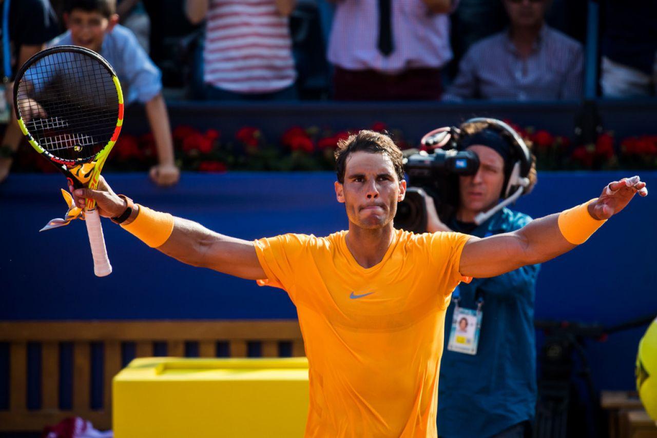 Nadal amplía su récord a 42 sets consecutivos ante Klizan