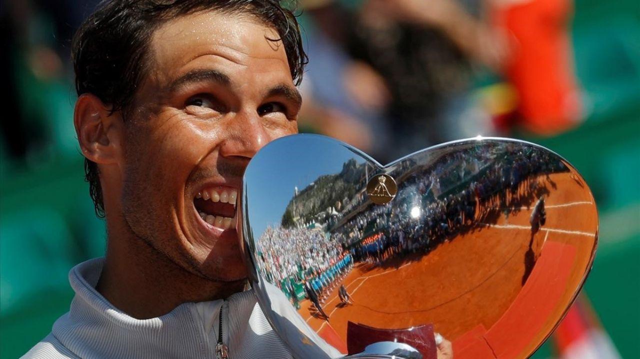 Nadal consigue un nuevo hito en la era Open: 11 títulos en un mismo torneo