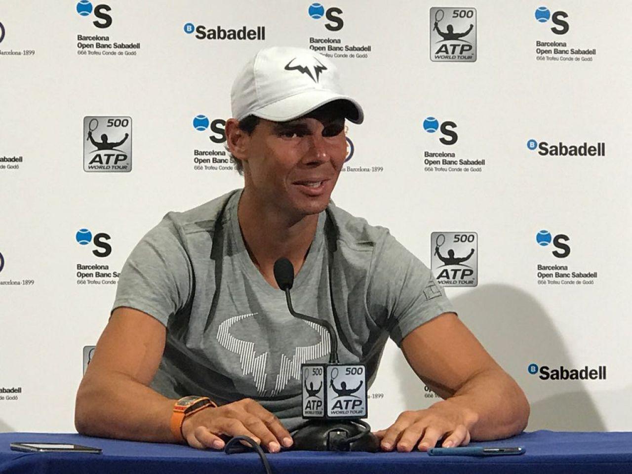Nadal: Para los espectadores es una buena noticia que esté Djokovic, para los jugadores menos