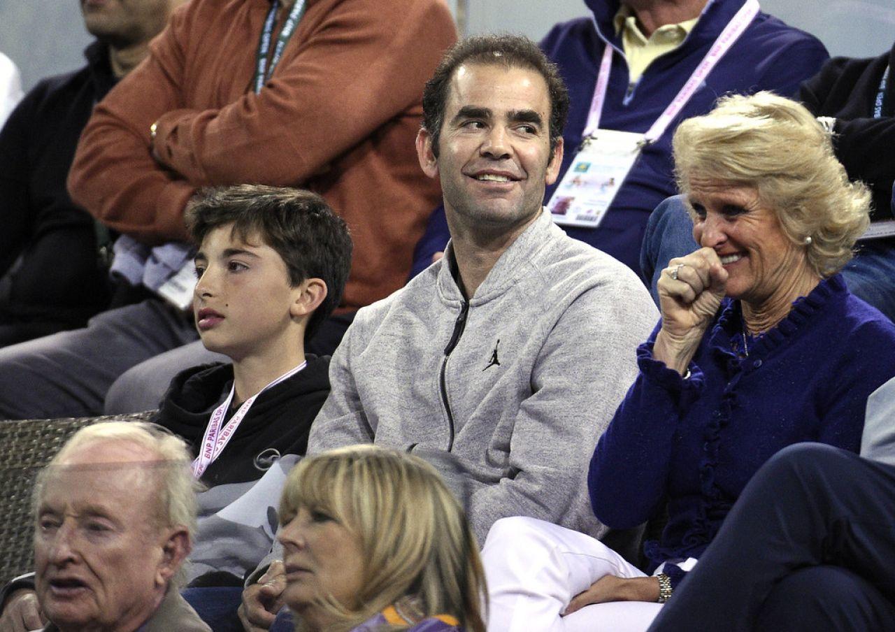 Pete Sampras: Roger y Rafa están a otro nivel, algo nunca visto antes