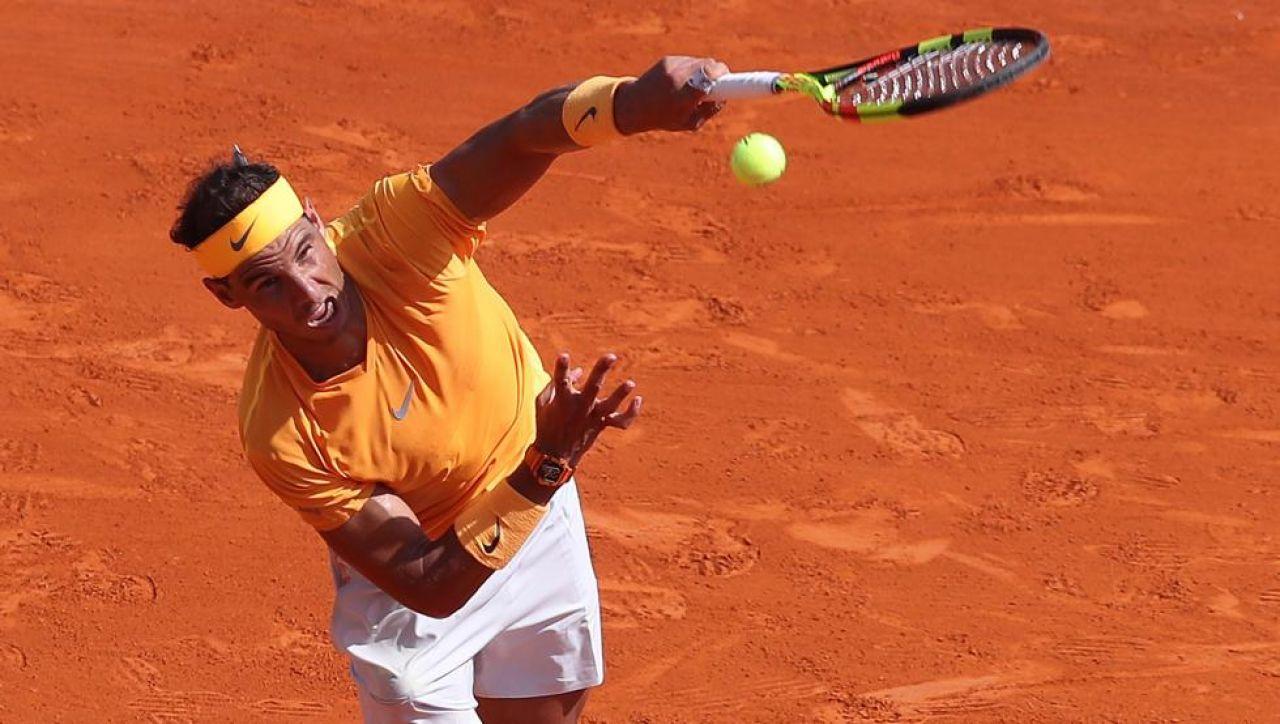 Rafa Nadal acumula 34 sets seguidos ganados en tierra batida