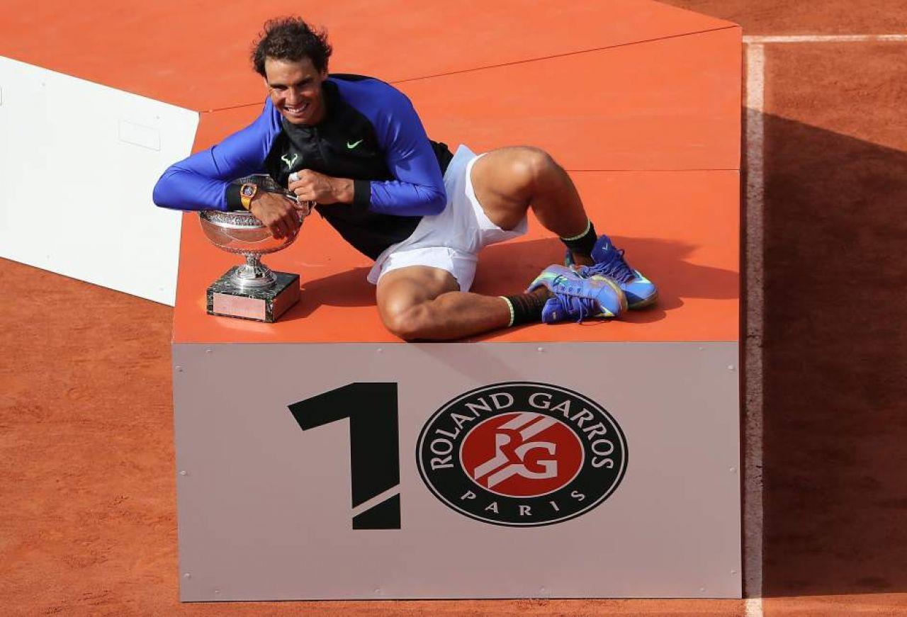 Rafa Nadal, llega la temporada de tierra y toca defender su número 1