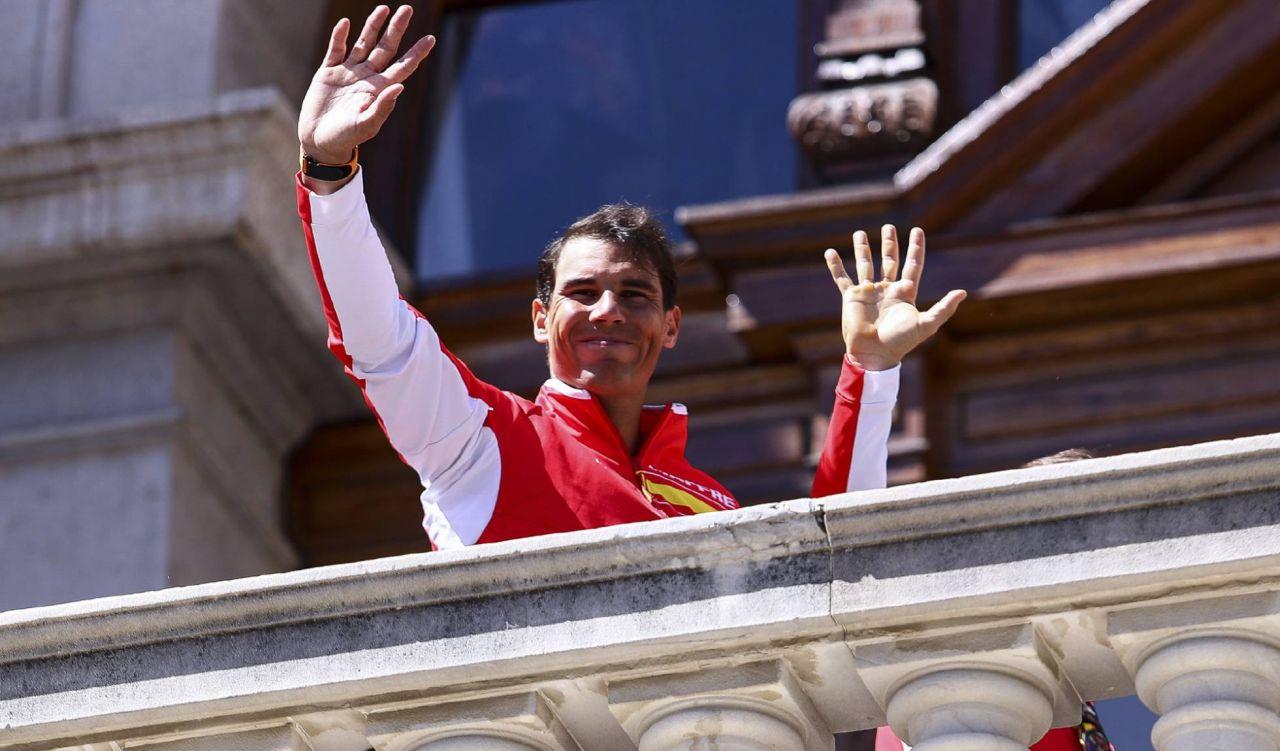 Rafa Nadal puede alcanzar un nuevo hito histórico en Copa Davis este fin de semana