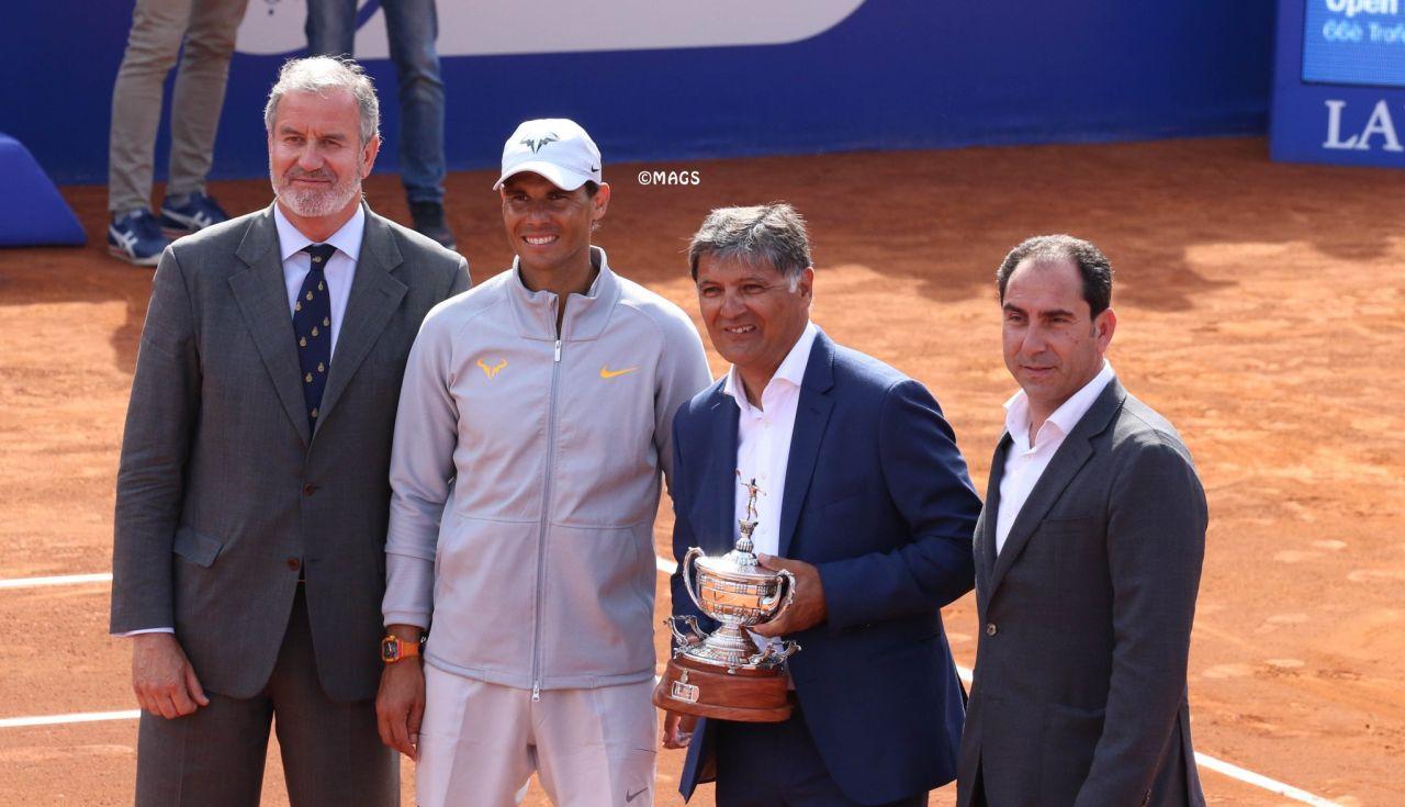 Toni Nadal: Entrenaría de nuevo a Rafael si él me lo pidiese