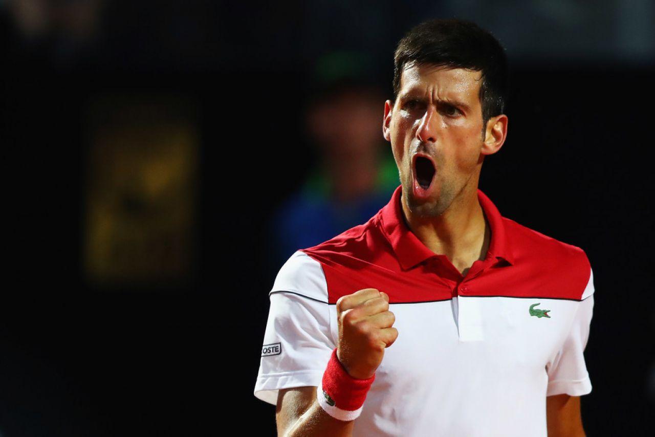 Djokovic: Aún no soy el mismo que cuando pude ganar a Rafa en tierra
