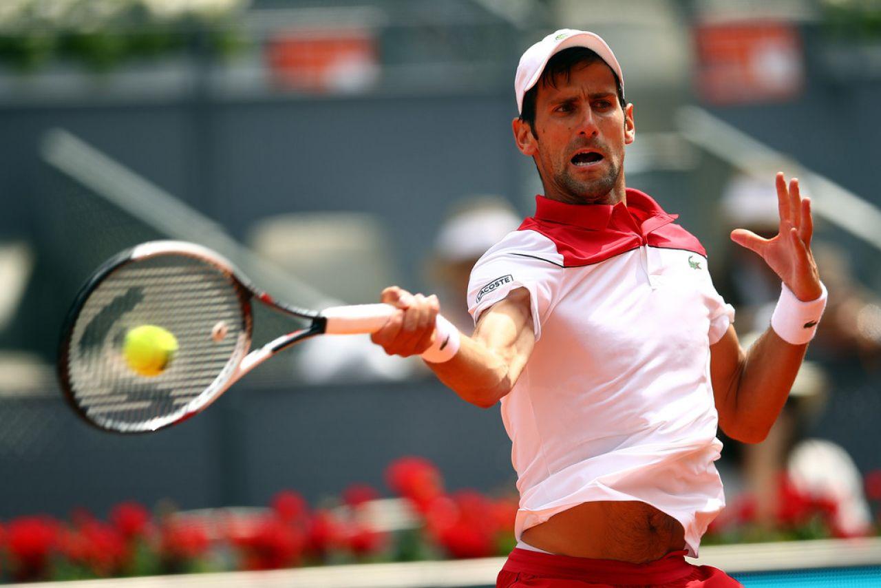 Djokovic, en su ranking más bajo desde hacía 11 años