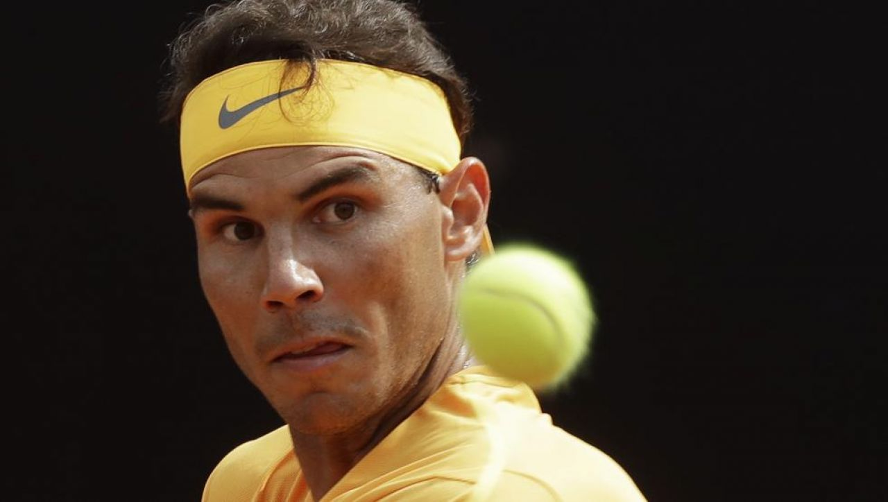 Nadal-Fognini, caliente partido de cuartos de final en Roma