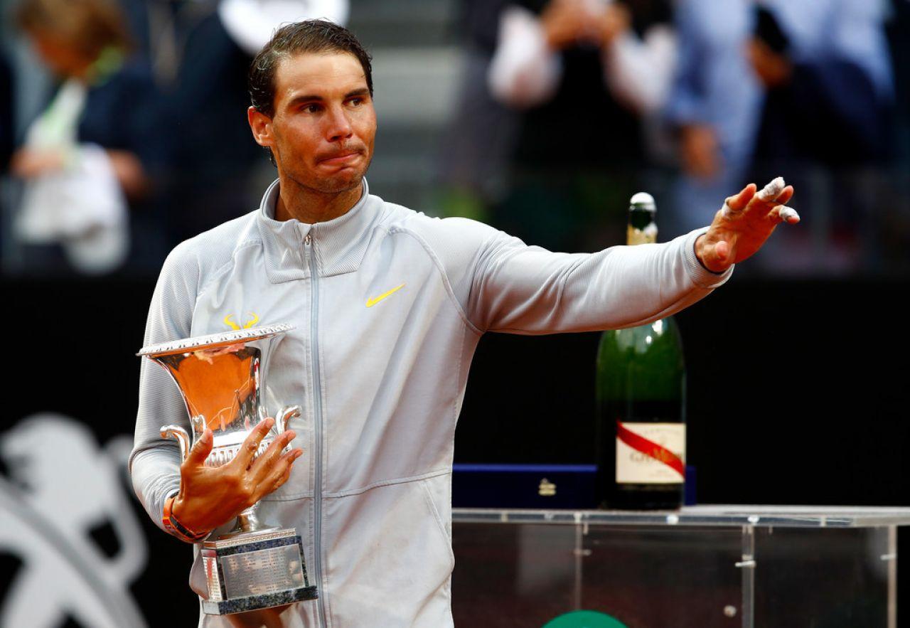 Nadal puede alcanzar su victoria 900 casi calcado a como lo hizo Federer en su día
