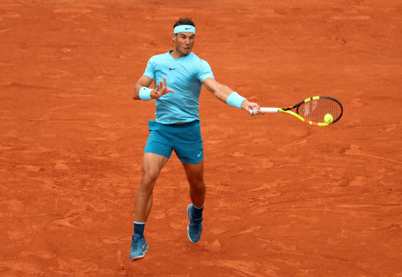 Nadal sigue batiendo récords: tres años sin perder un set en Roland Garros