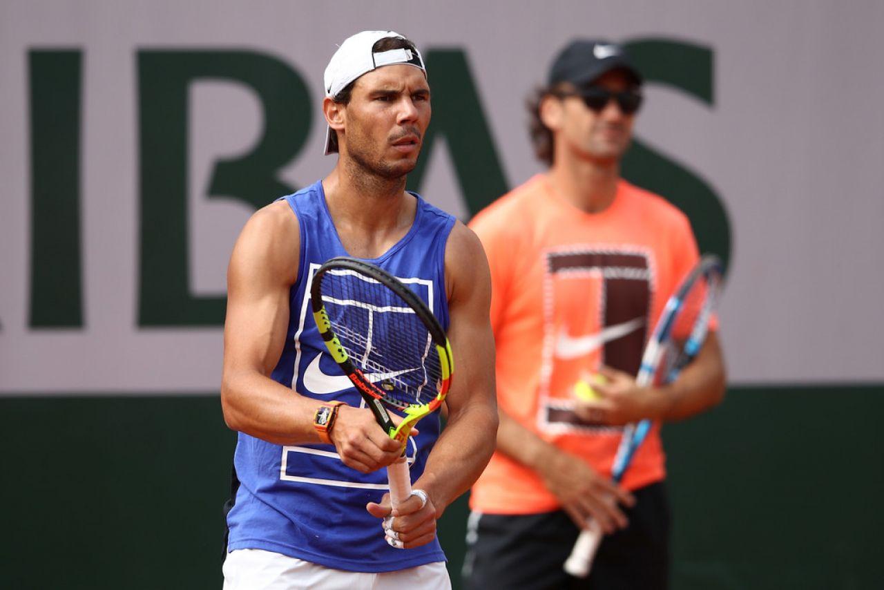 Nadal sobre Federer: No le puedo llamar amigo, somos buenos compañeros