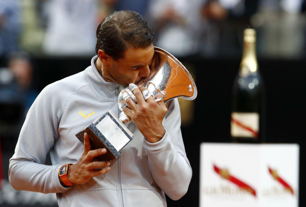 Nadal supera a Federer como el hombre con más finales de Masters 1.000