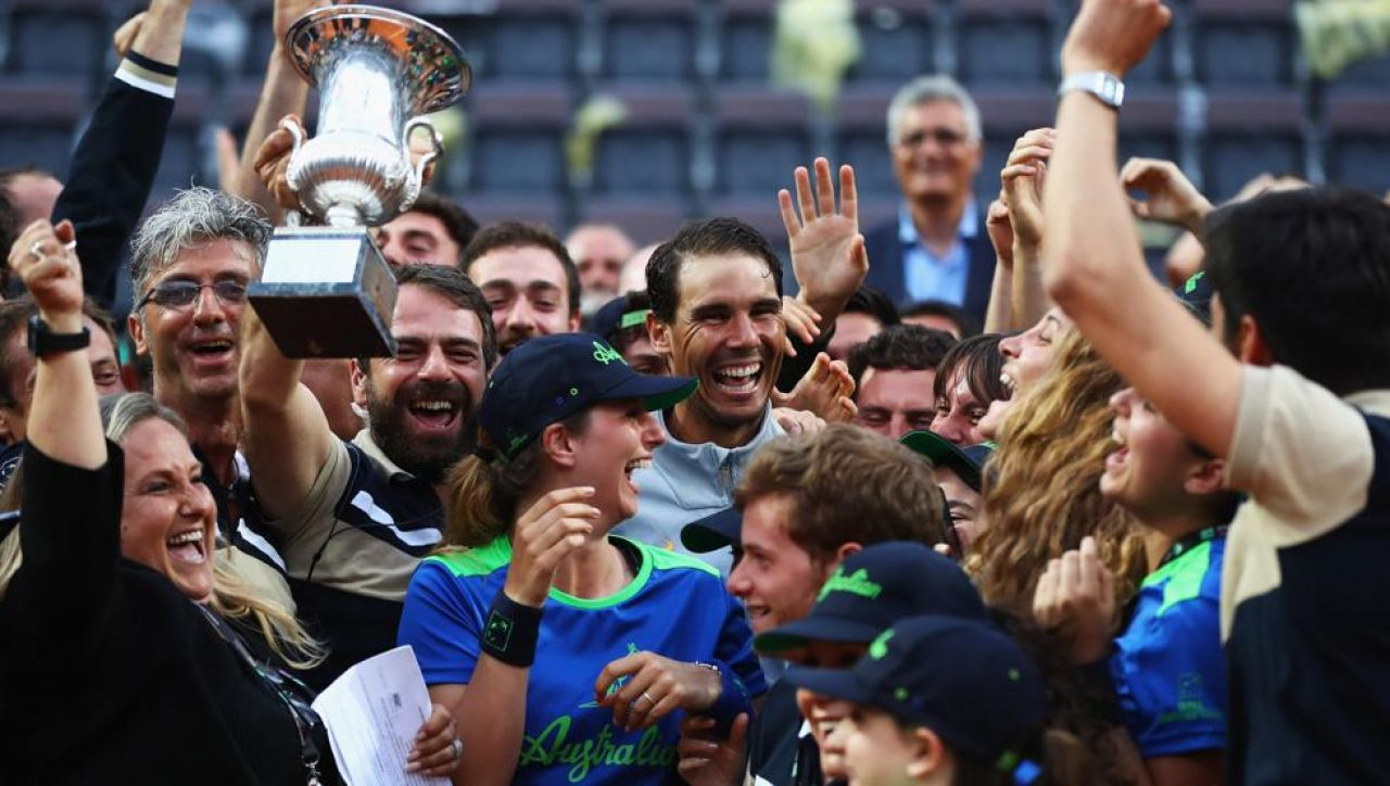 Rafa Nadal, claro favorito en Roland Garros según las casas de apuestas