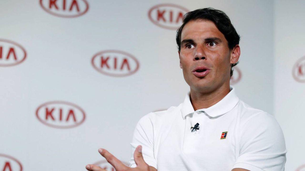 Rafa Nadal, comprometido con la Copa Davis frente a Francia