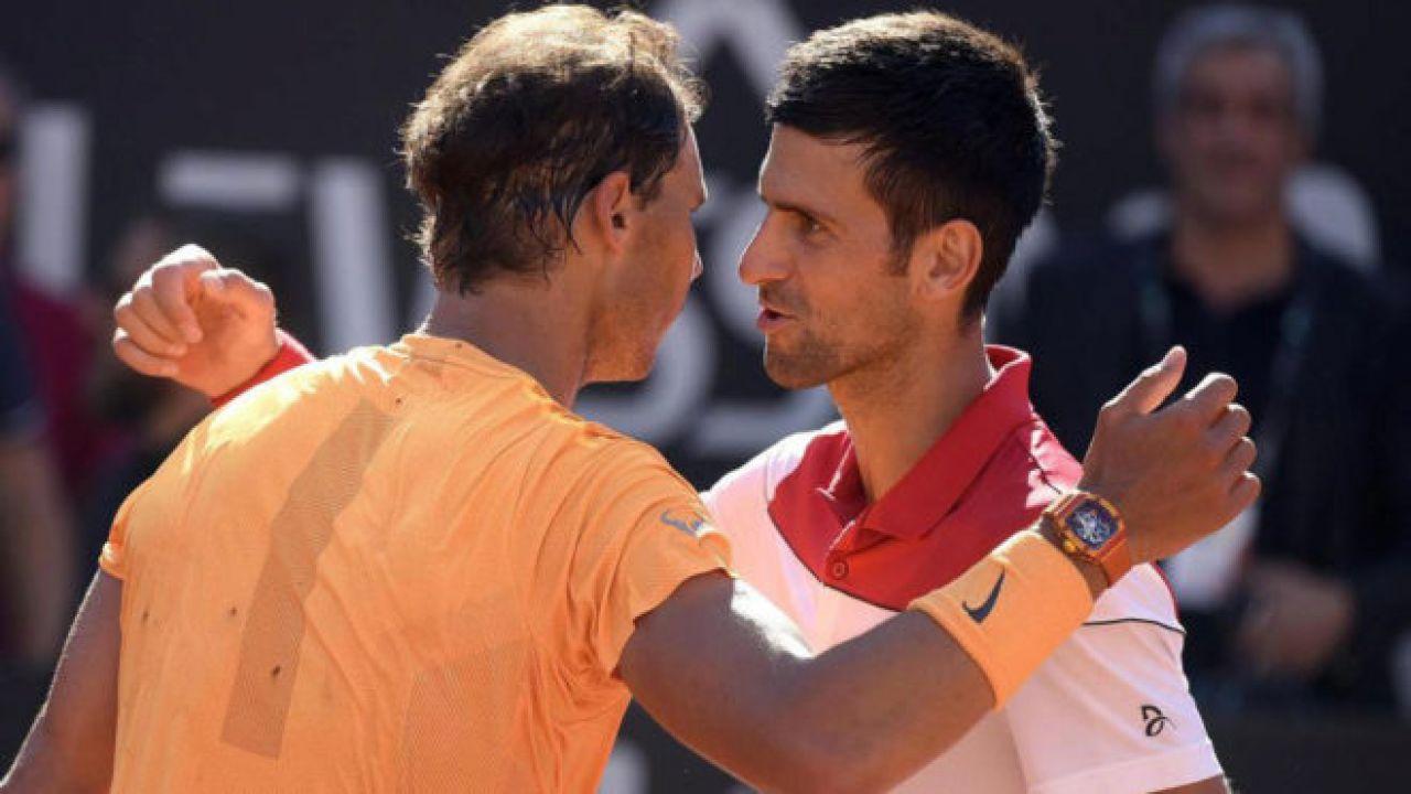 Rafa Nadal: Djokovic es candidato a Roland Garros, él no está volviendo, siempre estuvo