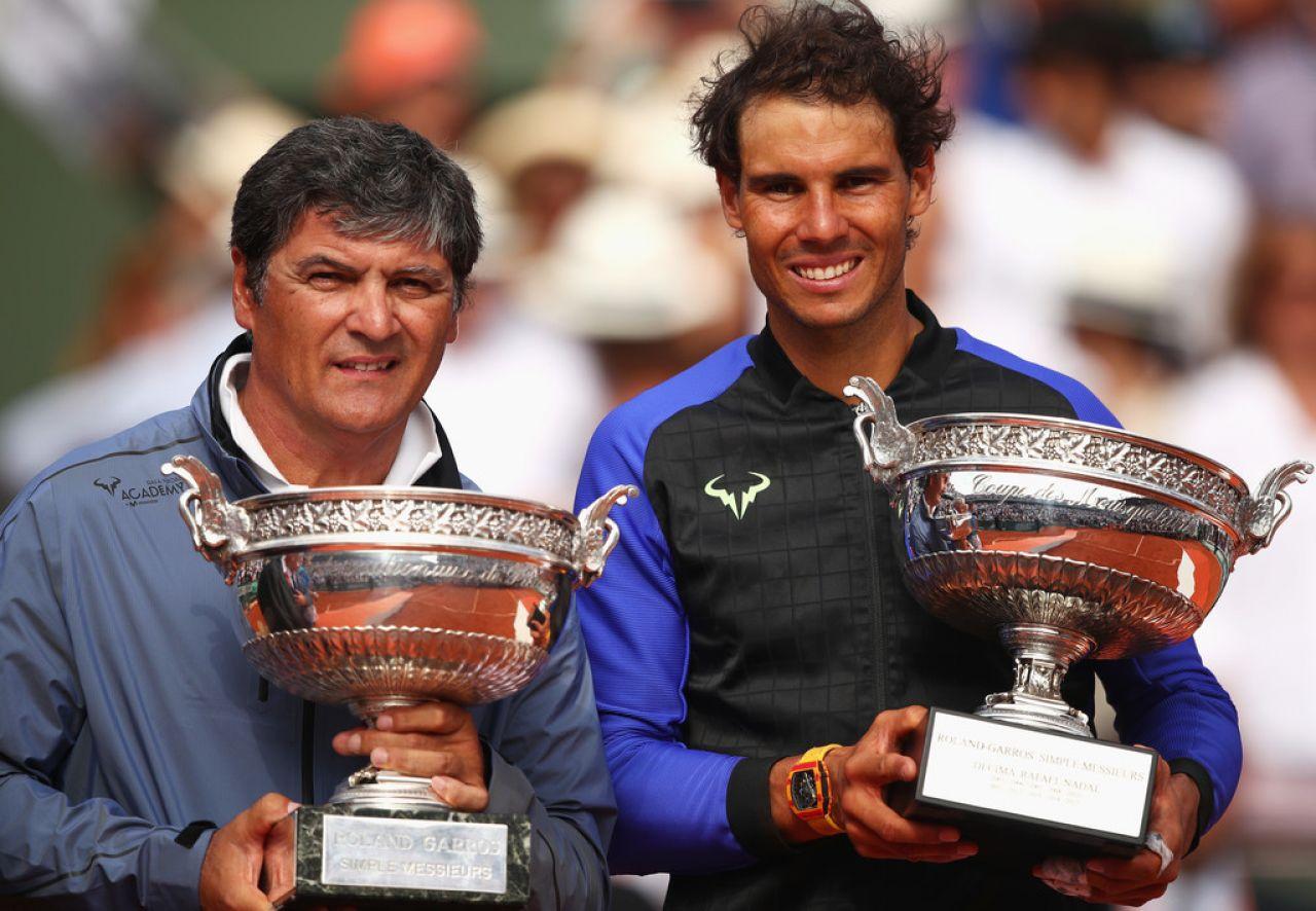 Toni Nadal: Si estás nervioso en Madrid las cosas no salen y eso creo que le pasó a Rafael