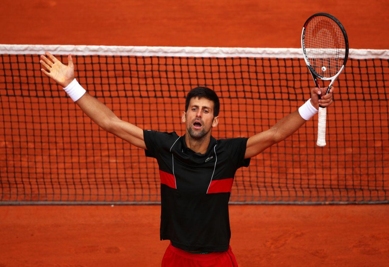 Djokovic: Aprender de las derrotas... algunas dolieron mucho contra Nadal y Wawrinka en París