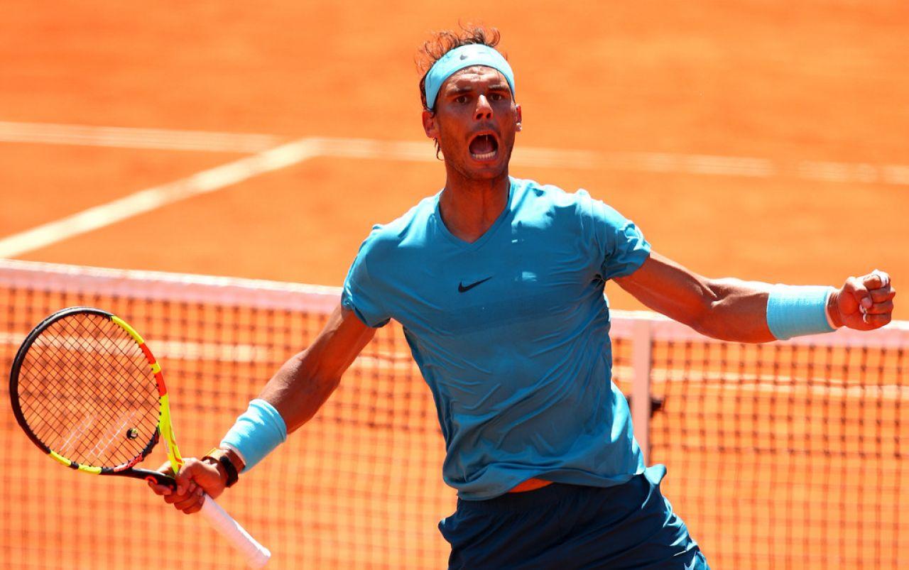 Nadal recupera el brillo y alcanza su undécima semifinal de Roland Garros