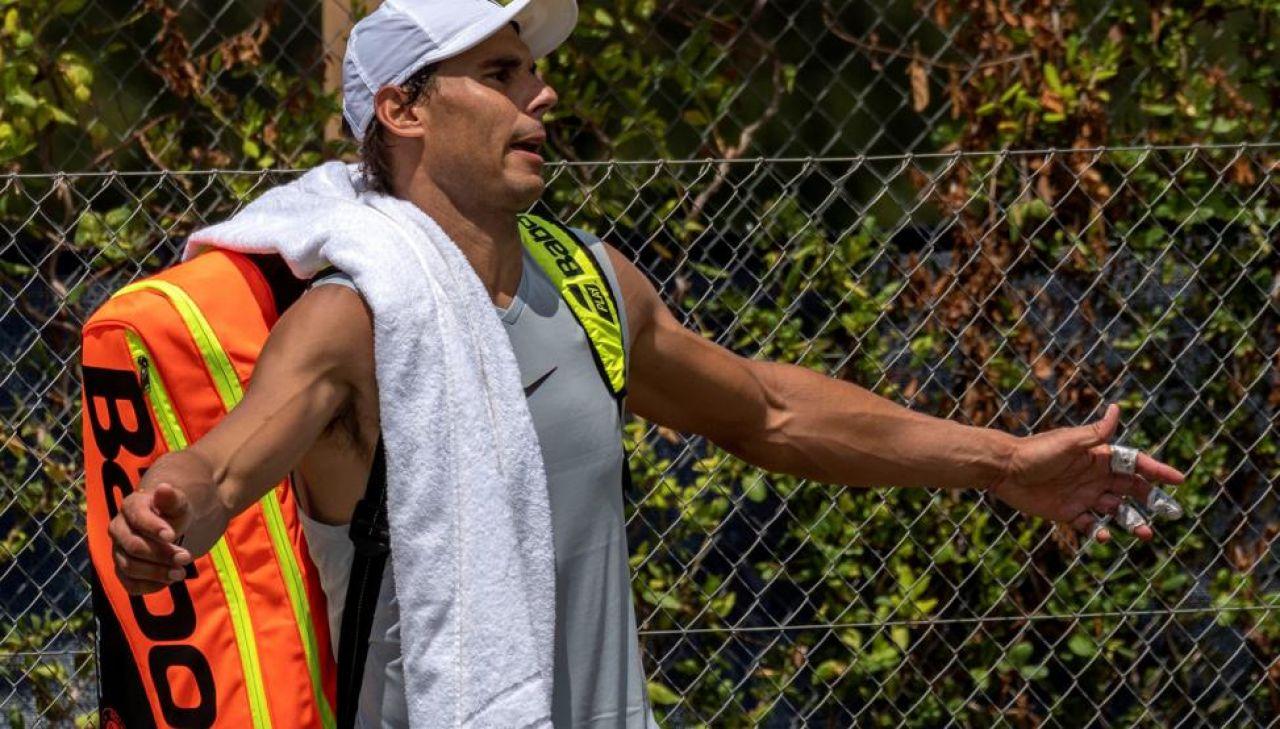 Nadal saldría como nro. 1 de Wimbledon con alcanzar los cuartos de final