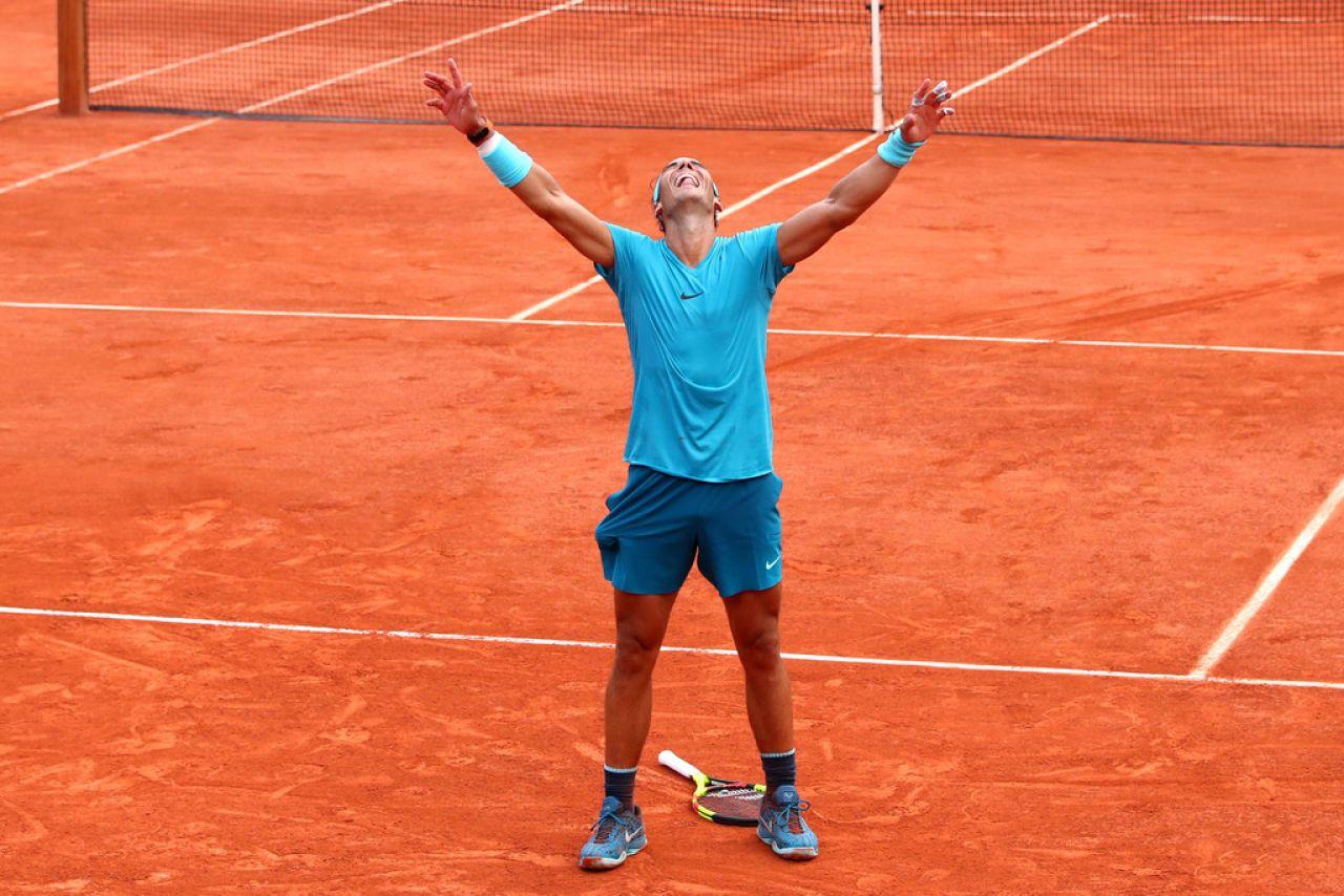 Rafael Nadal: Estoy ilusionado con seguir adelante con lo que hago