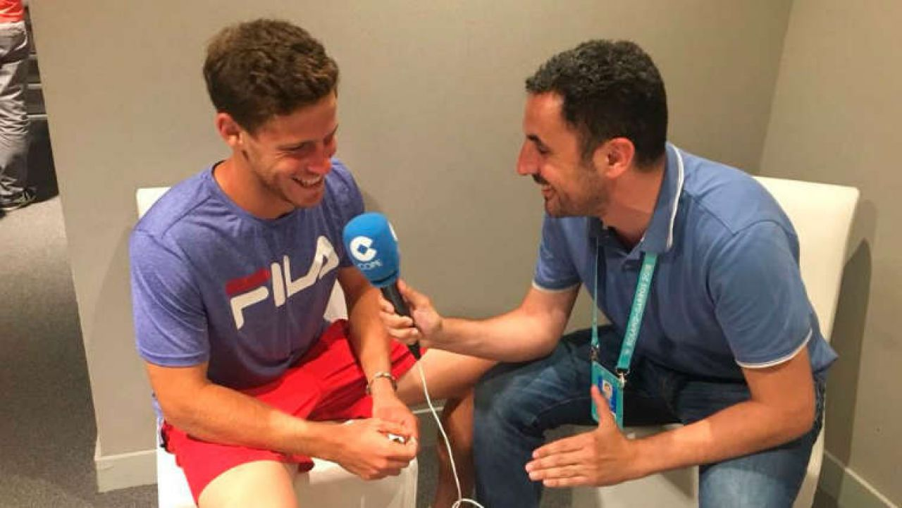 Schwartzman: A Nadal le quitaría su ansia por ganar y hasta la raqueta