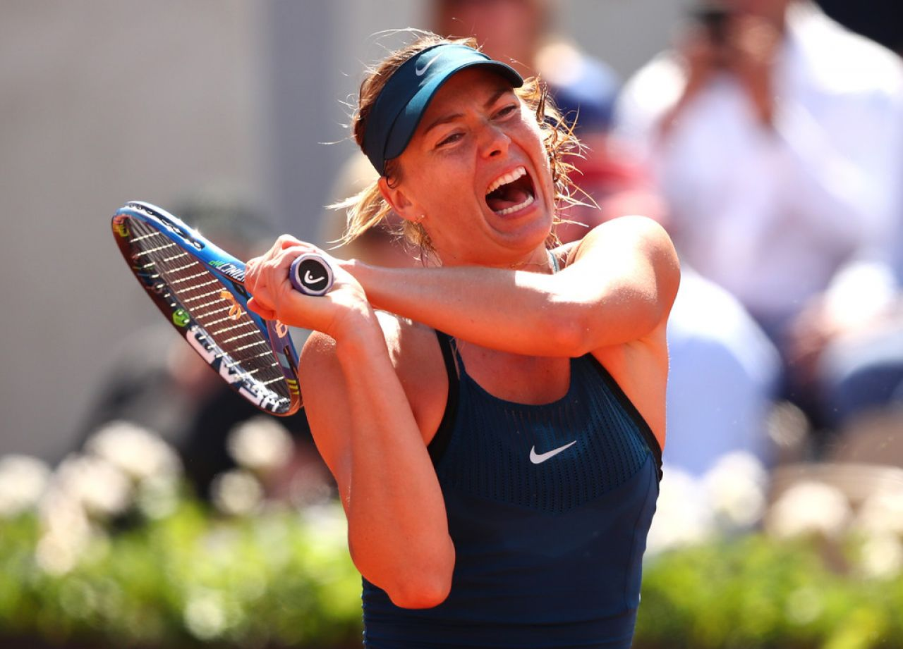 Sharapova idolatra a Nadal: La forma en que compite es increíblemente admirable