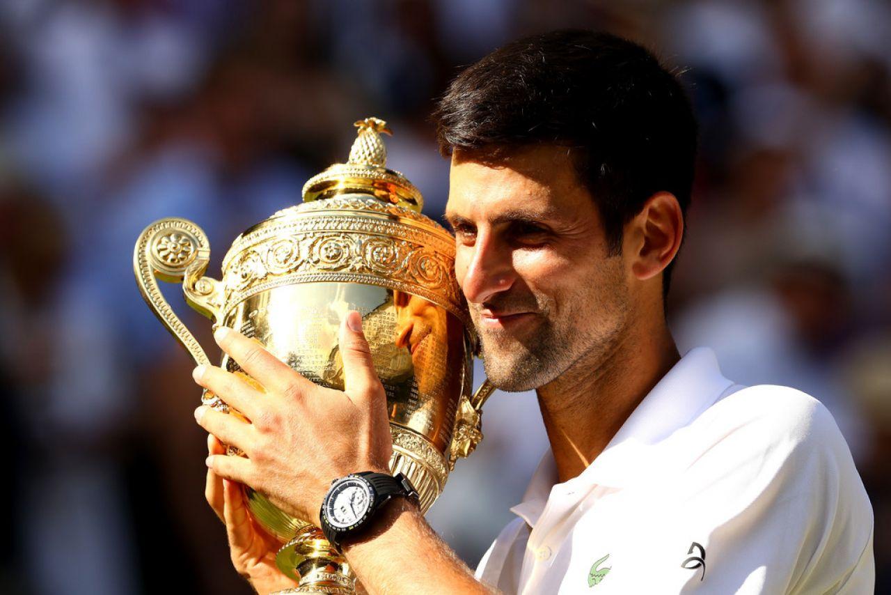 Djokovic: Nadal es el mejor del mundo merecidamente