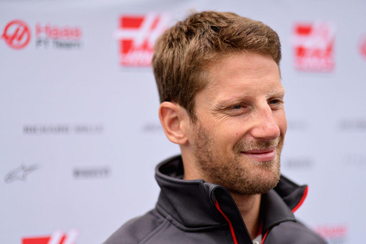 El chef de la F1 Grosjean es suizo pero prefiere a Nadal antes que a Federer