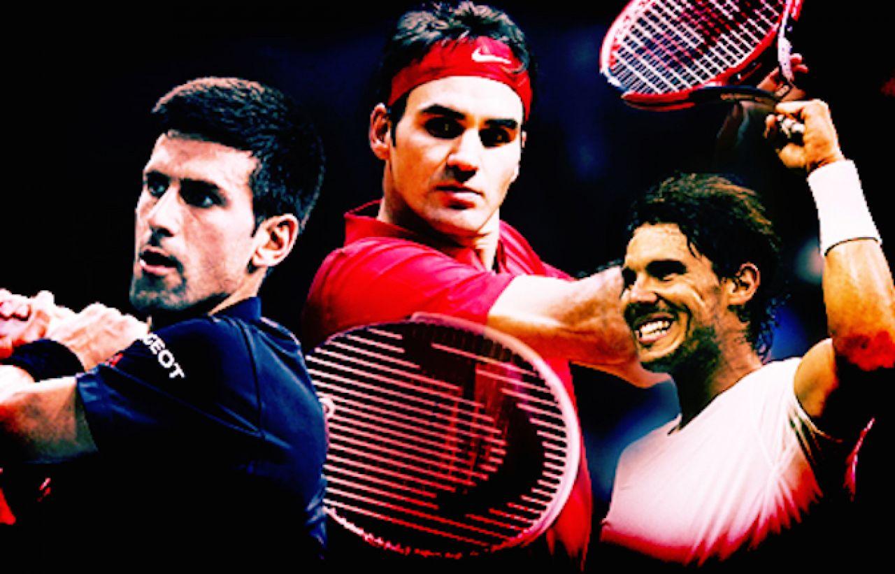Vajda: Roger, Rafa y Nole, los tres son favoritos para el US Open