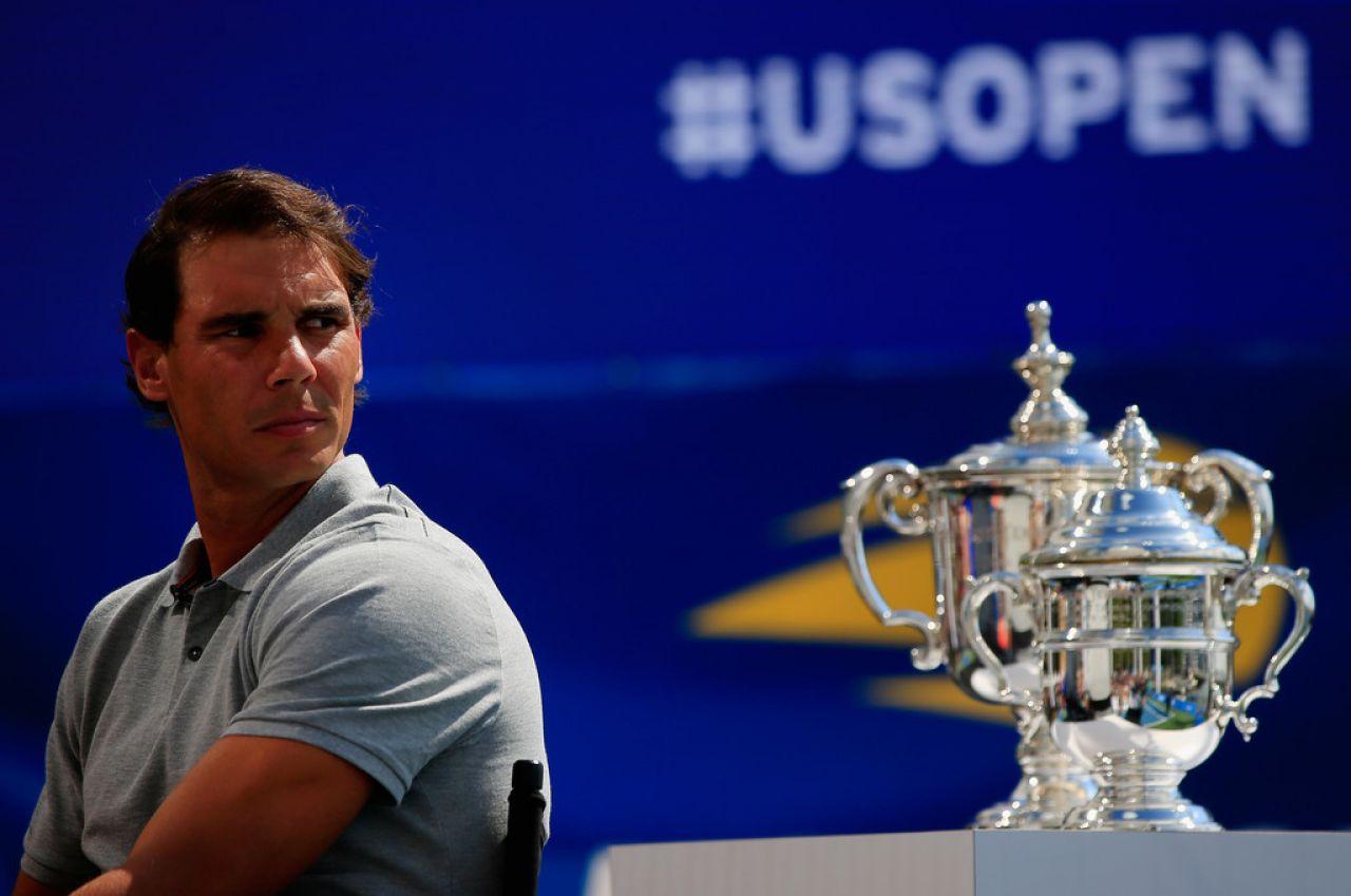 Nadal: No juego para superar a Federer... lo que está haciendo él es grandioso