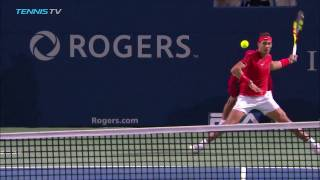 "Thumbnail Video: Vuelve el ""Banana Shot"" de Nadal en Toronto ante Khachanov"