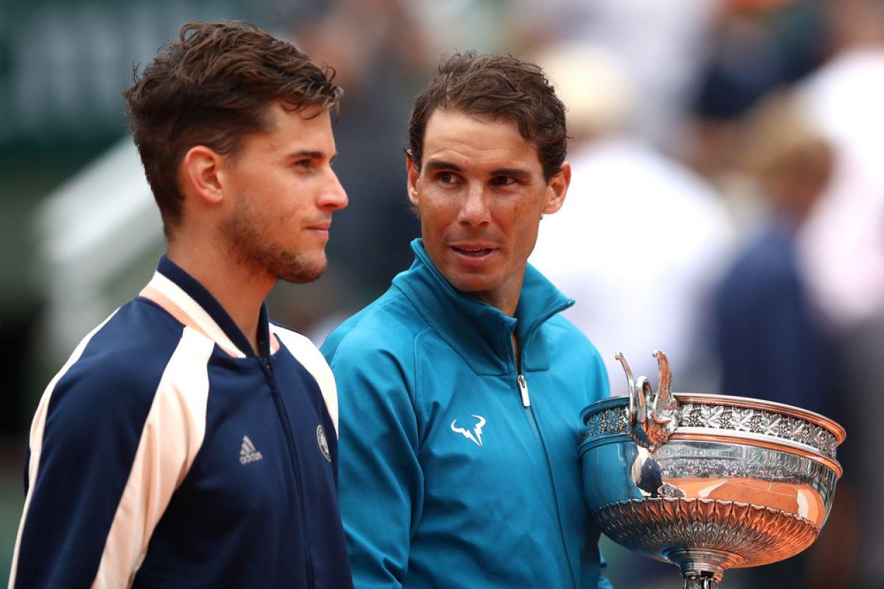 ¿Rafa Nadal gana Roland Garros porque no tiene grandes rivales en tierra?