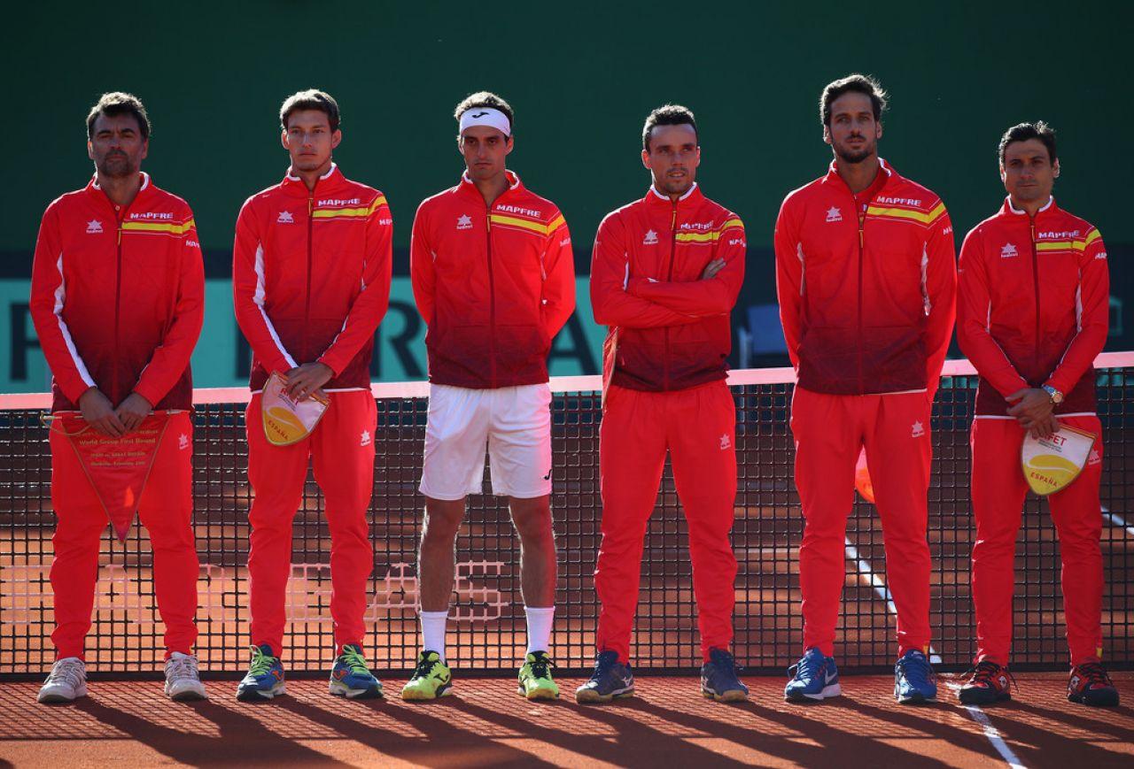Bruguera: Cambia mucho no tener a Rafa en Copa Davis, Francia es mucho más favorita