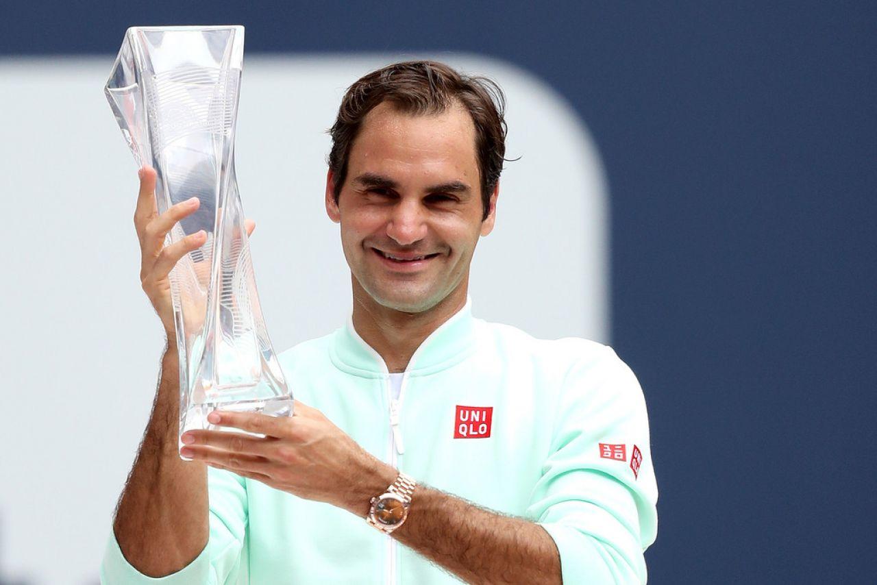 Federer: Nadal podría igualar mi récord de Slams... le vigilo de cerca