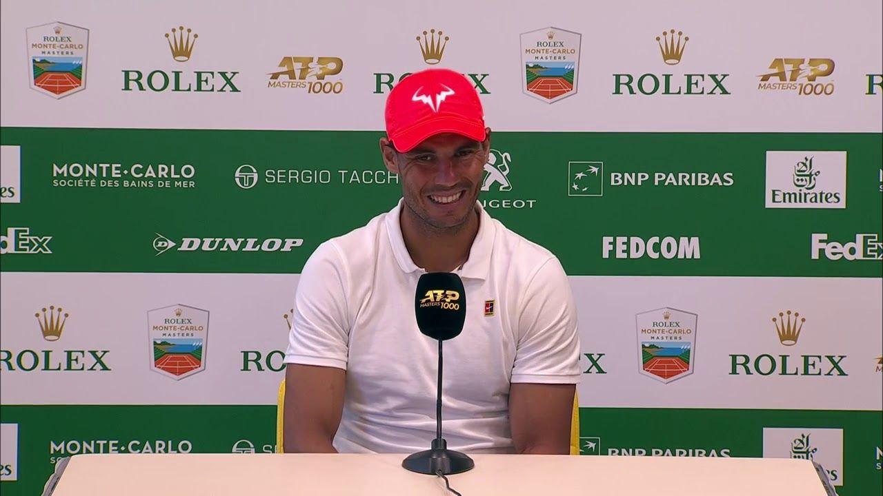 Rafael Nadal: En la gira de tierra confío en estar sano