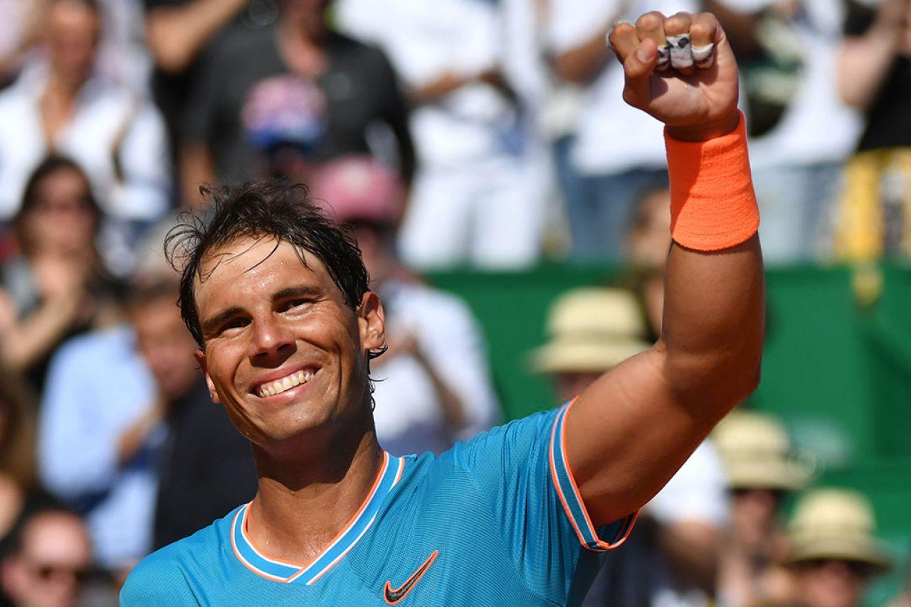 Rafael Nadal: En tierra, estoy jugando sin dolor
